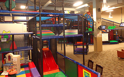 5aeae9206 A indoor playground and family entertainment center is geared towards  children aged 0 to 12 years. The facilities are dedicated to providing