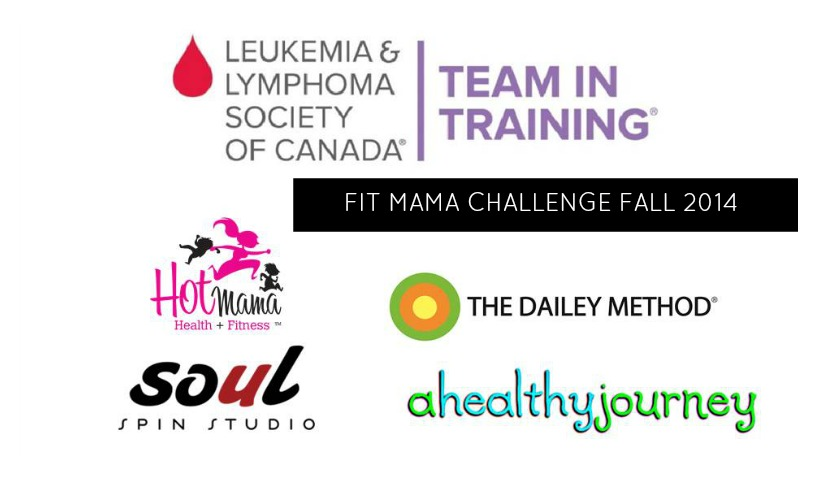Fit Mama Challenge September 2014