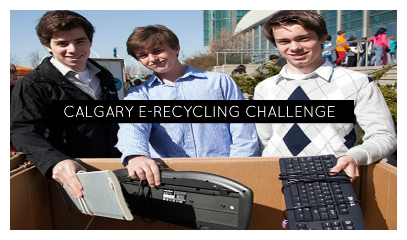 Solve for Tomorrow E-Recycling Challenge